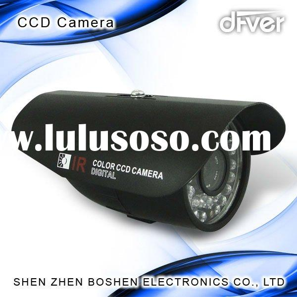 IR waterproof ccd cctv digital camera system