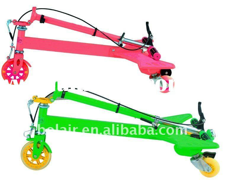 New Ajustable height Swing Scooter