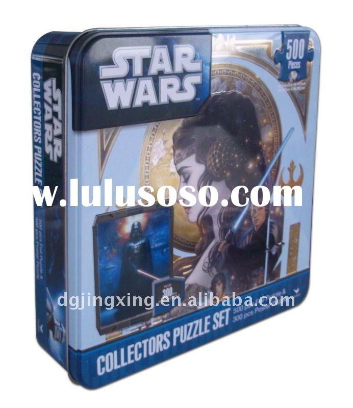Star Wars 500pc special effects puzzle
