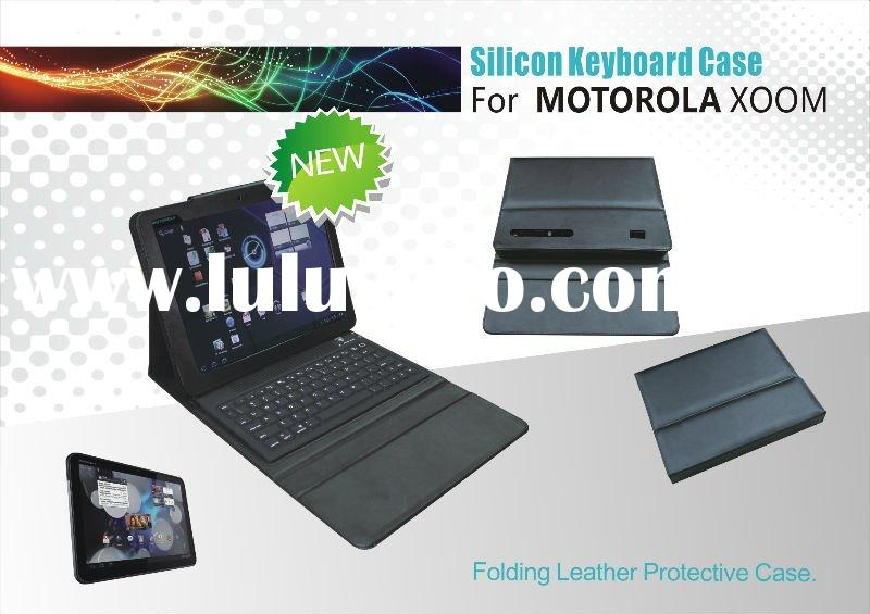 TABXOOMKEY bluetooth wireless keyboard for BLACK BERRY PLAYBOOK with  leather bag