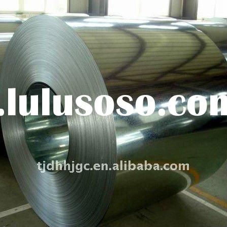hot dipped galvanized steel coil and plate
