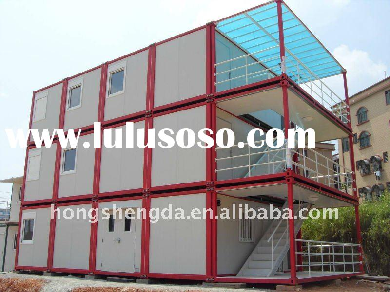 prefabricated container house workhouse
