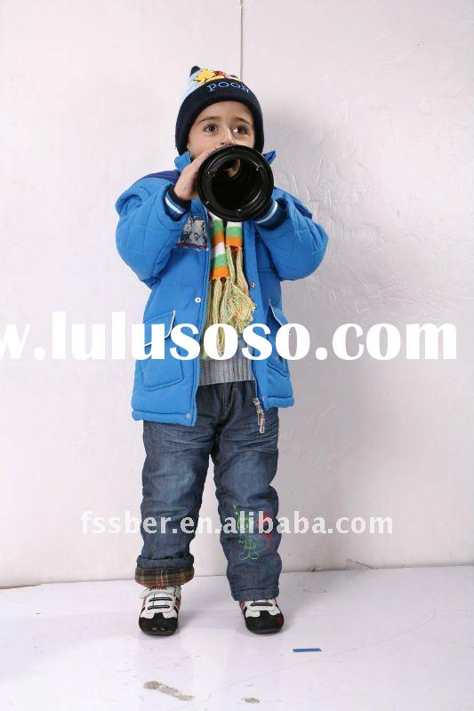 2011 winter children coat fashion and hot sale