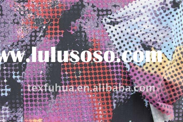 370T 30D polyester pongee fabric