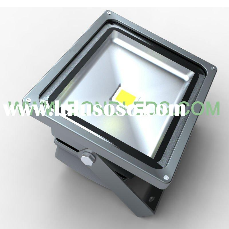 50W RGB high power led flood light