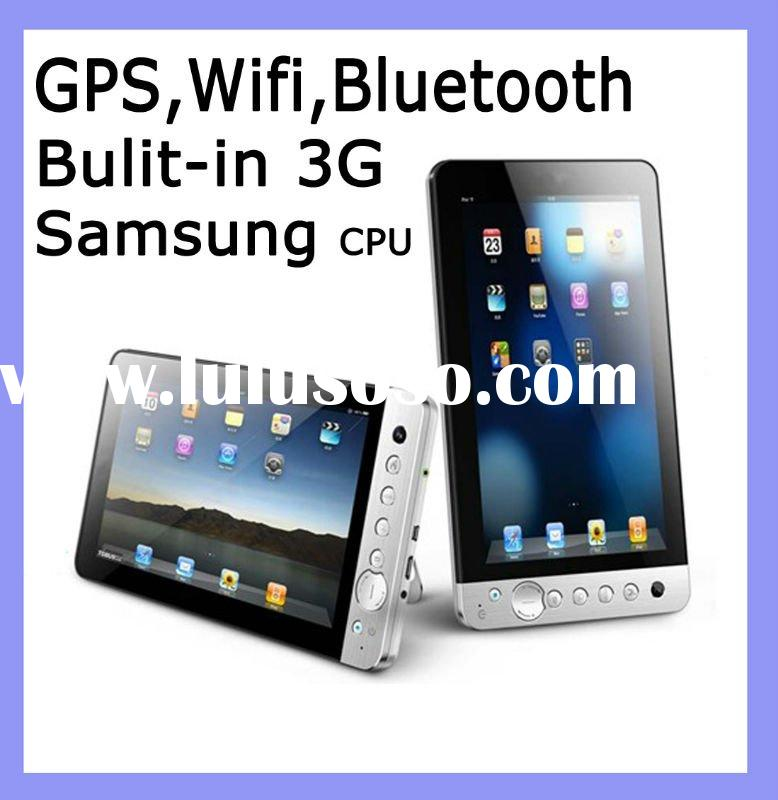 7 Inch Full Function Tablet PC Touchscreen Capacitive