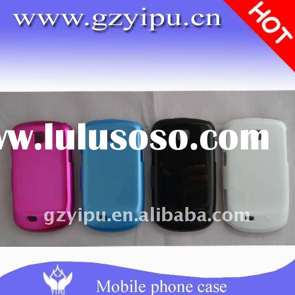 PC or ABS UV shinning paint hard mobile cellular phone protective case