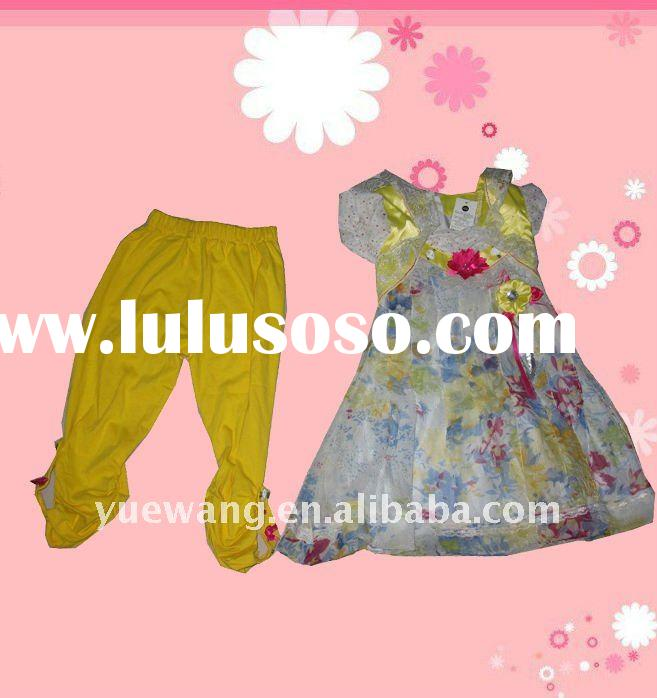 girls clothing set C2