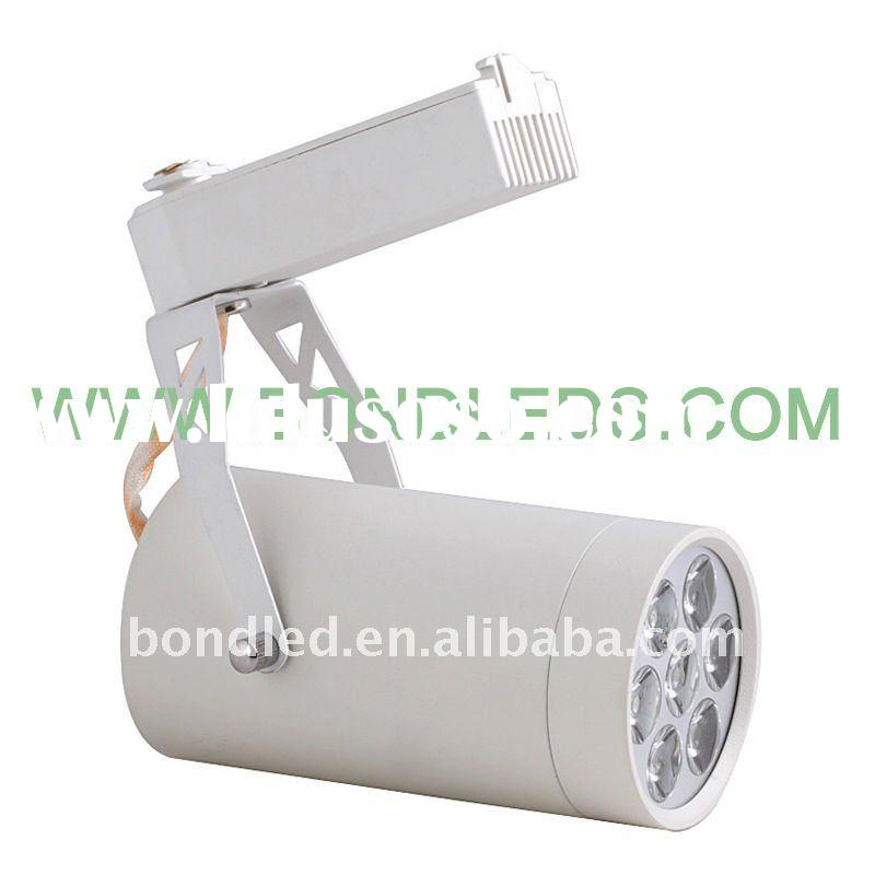 7x1w High Quality LED Track Light