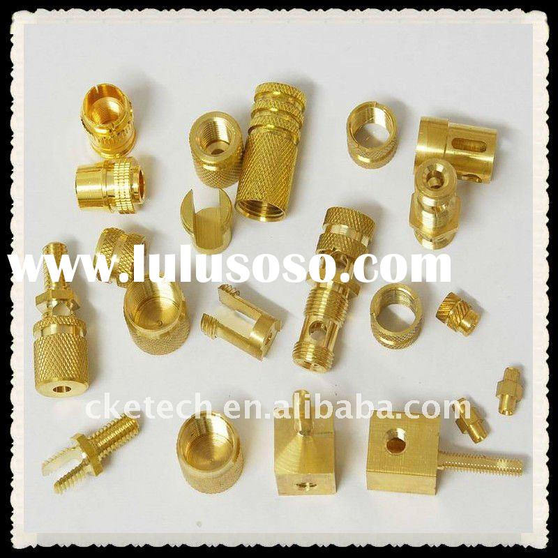 Precision Brass Machining Part
