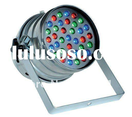 2011[Arrival] Hotsale+LED Par64 Light RGB Light 139/177 LED Wall light