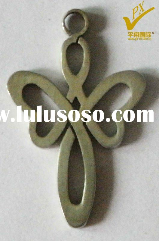 2011 hot fashion Stainless Steel Charm Pendants Jewelry