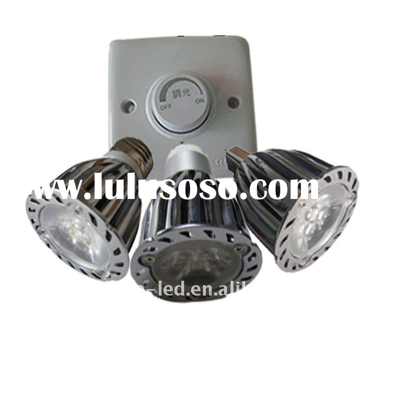 6W Dimmable LED spot light