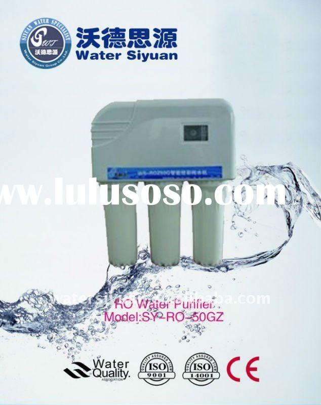 Intelligent Colorful RO Water Purifier
