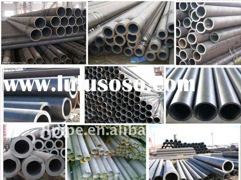 Jialong Brand hot rolled seamless steel pipe