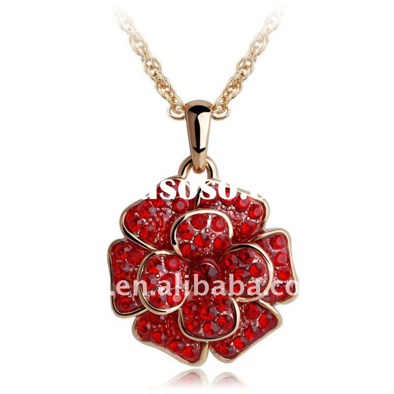 Top 10  most popular designs of  necklace