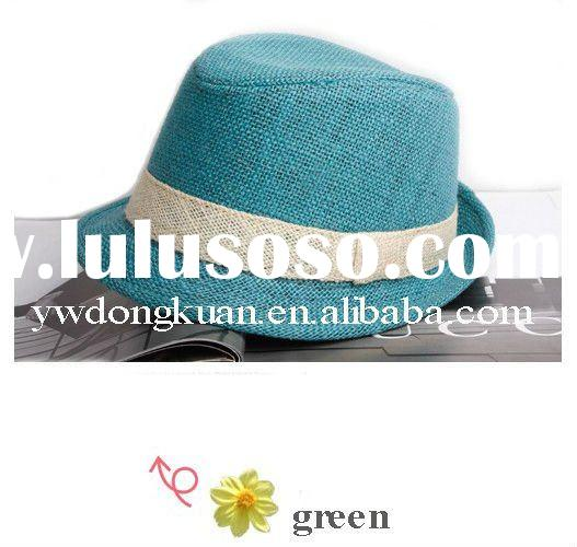 Women's  fashion fedora hat DKS-107