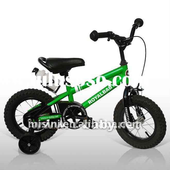 bmx bike with carton