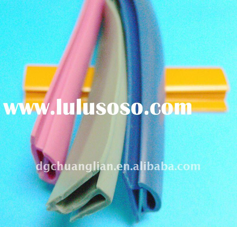 soft PVC strip