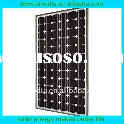 300W High Efficiency Monocrystalline Solar Module