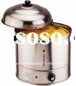 304 stainless steel Electric food steamer