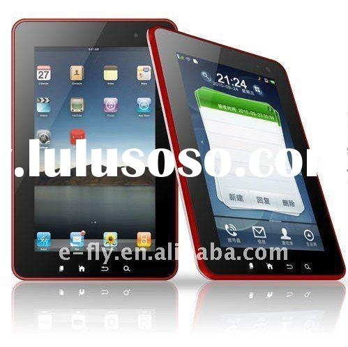 7 inch A9N Dual-core dual camera 512M 8GB built-in 3G GPS capacitive phone making tablet pc