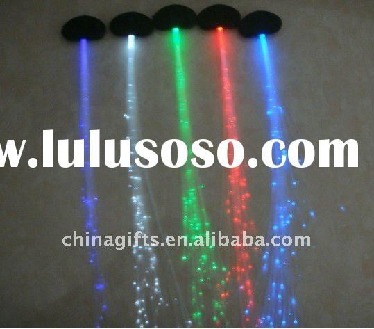 Flashing Fiber Braid, Led Braid, Blinking Hair Braid