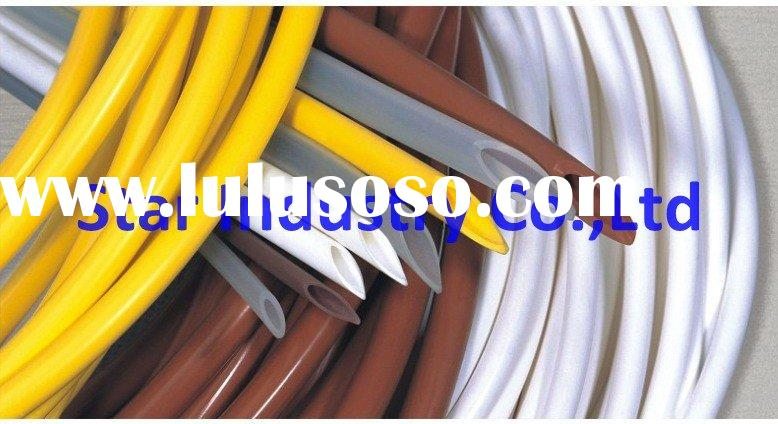 High Temperature Heat Resistant Silicone Rubber Tube