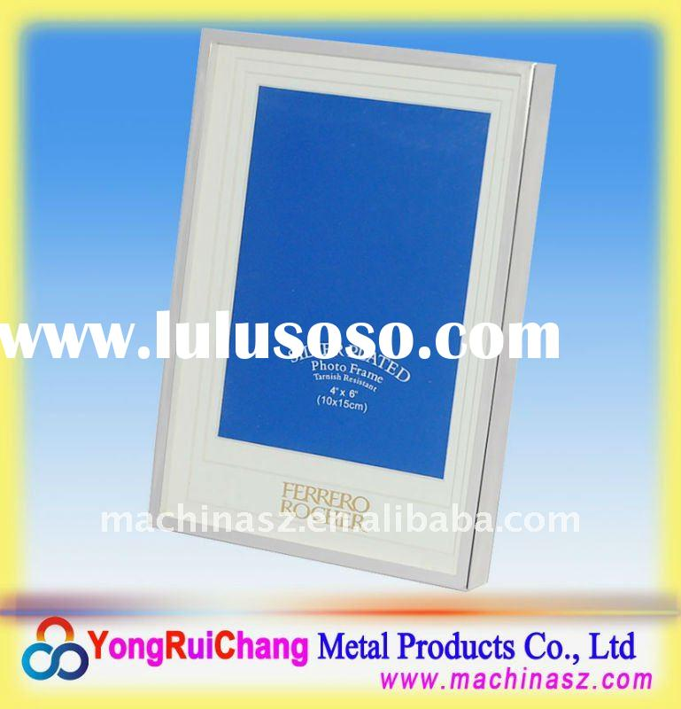 high end metal photo frame