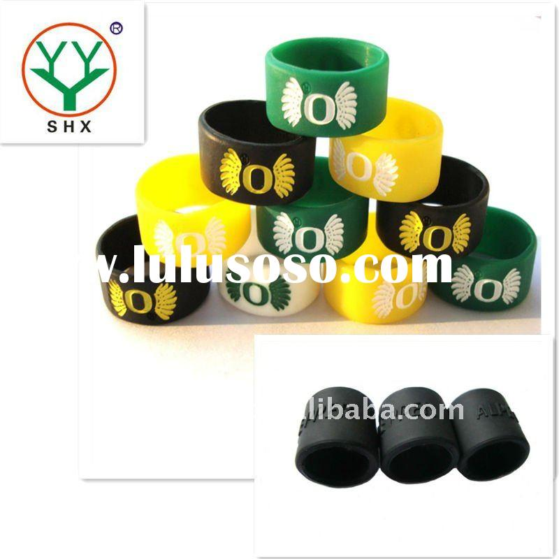 silicon rings promotion gift