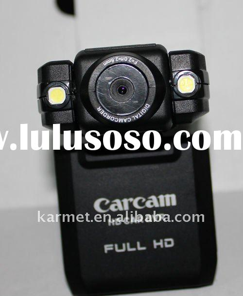 1080P HD cycled recording car black box/car camera