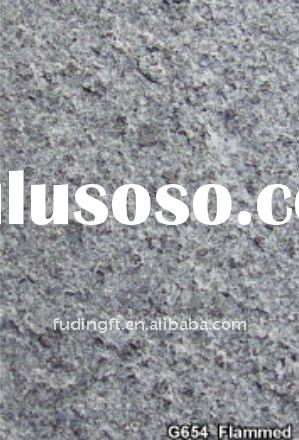 Flamed G654 Granite Stone