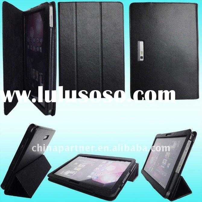 Leechee Veins Leather Case for Samsung Galaxy Tab 2 10.1 (P7100)