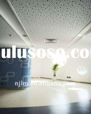 New!!! Perforated Gypsum Board (Bubble plate)