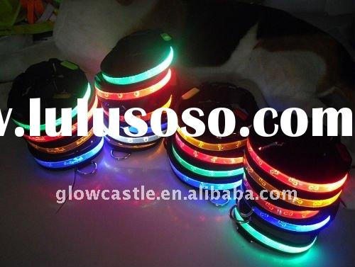 OEM LED Flashing Pet Collar