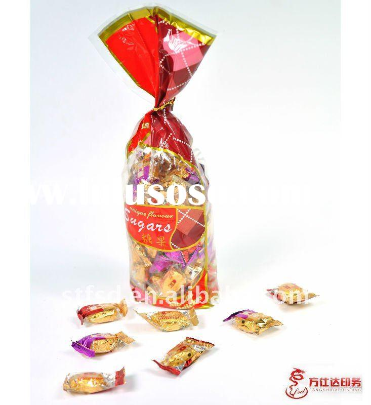 Packaging Bag for Plastic Standing Pouch of Candy