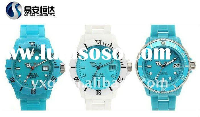 Popular New Arrival ICE Watches With Silicone Straps