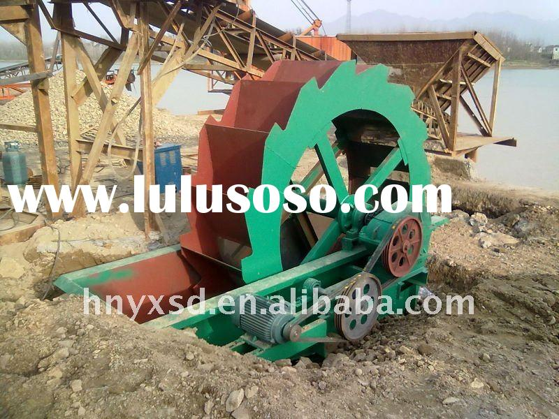 SD Efficient sand washing machine