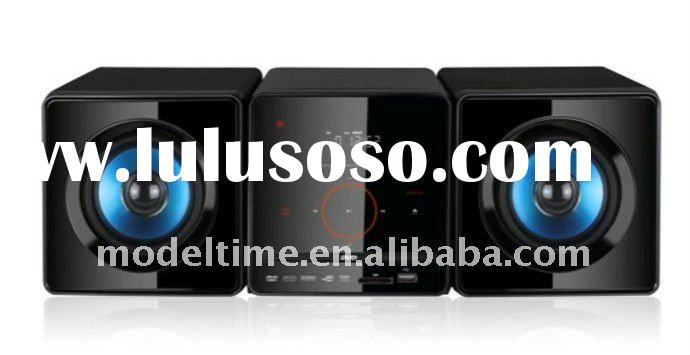 Touch-Screen Mini DVD Combo System wtih USB SD Socket