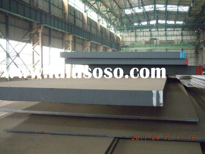 hot rolled carbon steel plate St37-2