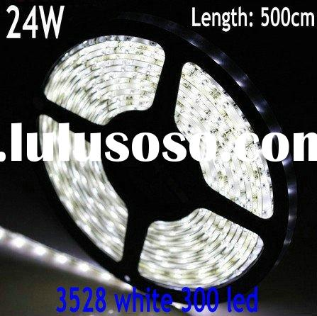 multi color Waterproof led strip ip65 3528 600led 300led