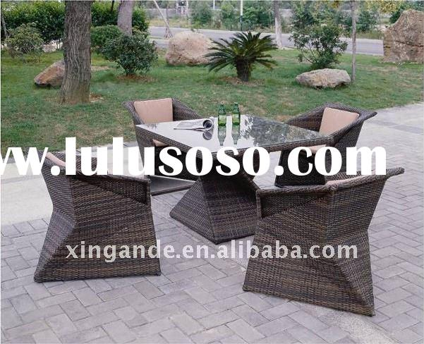 new arrival flat wicker furniture