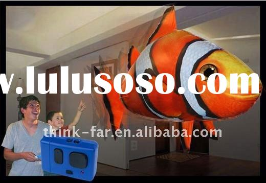 Air Swimmer : Remote Control Flying Clown Fish