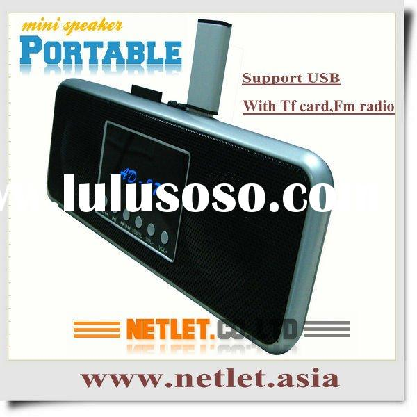 China Cheap Usb Tf Portable Speaker