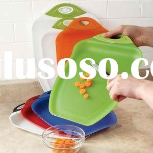 Chop & Scoop cutting Boards vegetable chopping board