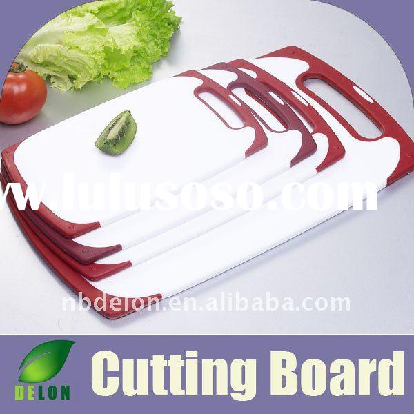 Plastic cutting board,chopping borad