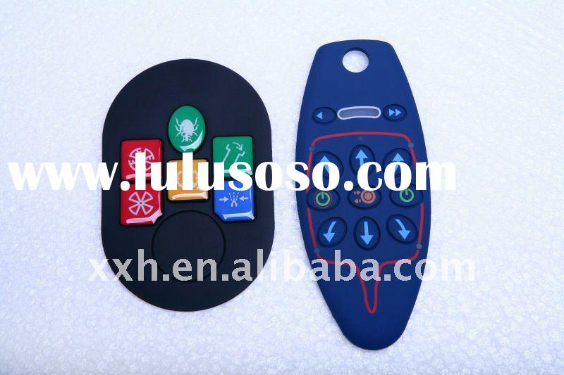 Pofessional silicone keypad with high quality