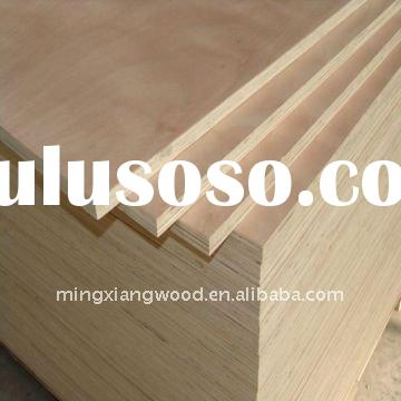 Supply Linyi High Quality Poplar Plyboard with Competitive Price