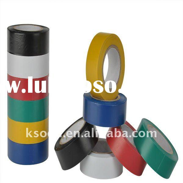 color pvc electrical insulation tape