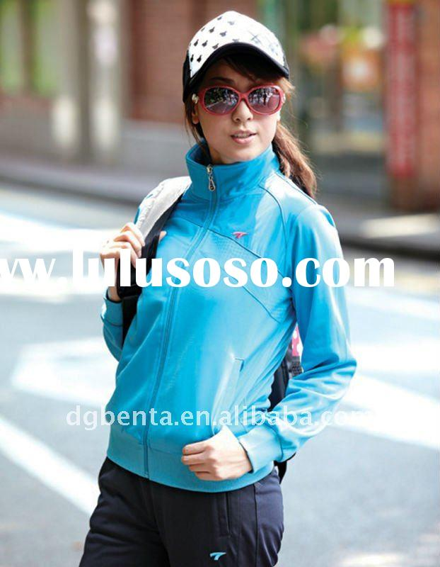 2011 Very Popular New Fashion Spring & Autumn Good Quality 100% Polyester Lady's Zipper